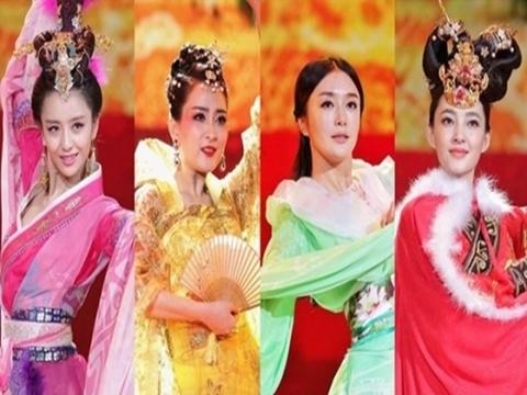 Ngất ngây ngắm vũ đạo thần sầu của ''tân tứ đại mỹ nhân'' Trung Hoa