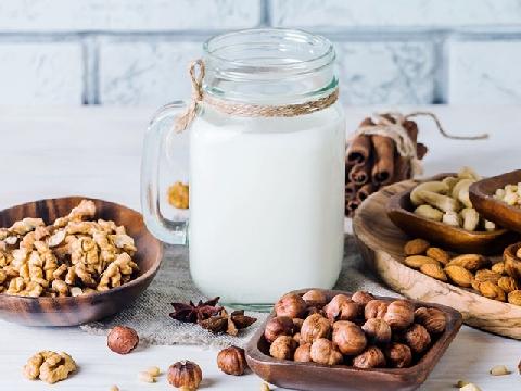 5 cách làm sữa hạt cực đơn giản tại nhà