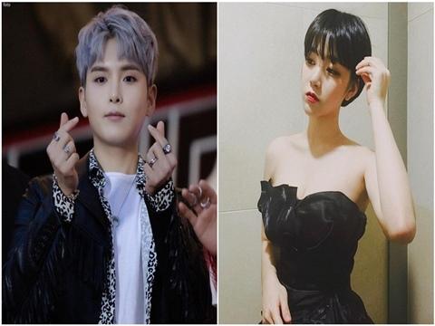 Hẹn hò nữ idol ngực khủng Ryeowook (SuJu) khiến fan muốn bùng cháy