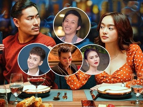 Hoài Linh, Ninh Dương Lan Ngọc làm khách mời trong 'Tiệc Trăng Máu'
