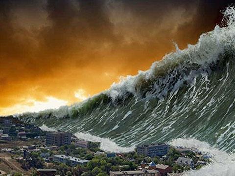 Những trận sóng thần kinh hoàng nhất lịch sử (Phần 3)