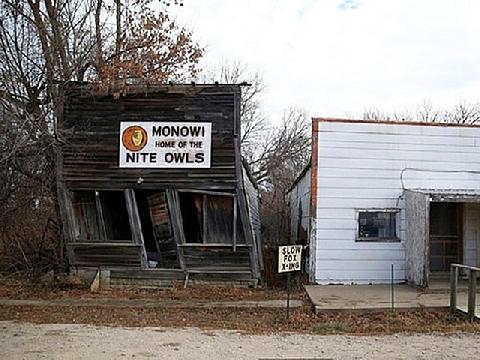 Thị trấn chỉ có một cư dân duy nhất