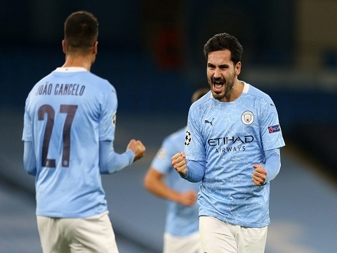 Manchester City 3-1 Porto (Bảng C Champions League 2020)