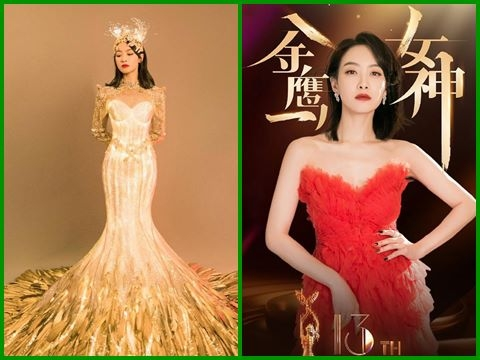 Tống Thiến: Nữ thần Kim Ưng thị phi nhất