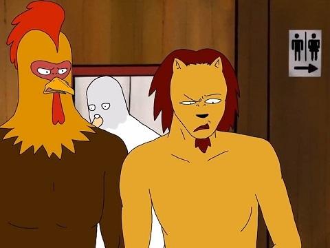 Phim hoạt hình 'gây nghiện' nhất từng xem!