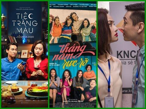 Tổng hợp những tác phẩm remake những năm vừa qua của điện ảnh Việt