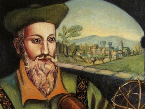 Nhà tiên tri Nostradamus với những Sấm Ký của loài người