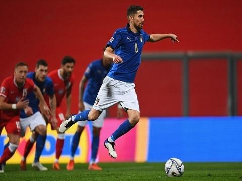 Italia 2-0 Ba Lan (Nations League 2020)