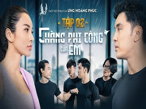 CHÀNG PHI CÔNG CỦA EM - TẬP 2 - ƯNG HOÀNG PHÚC