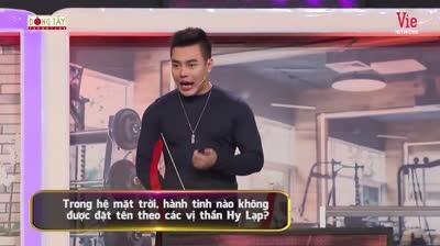 Dương Lâm và đồng đội ức hiếp Hồ Quang Hiếu Xài Xể Trang Hý màn chào hỏi rườm rà