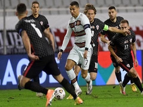 Croatia 2-3 Bồ Đào Nha (Nations League 2020)