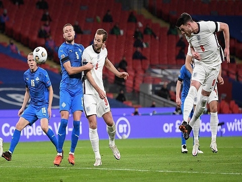 Anh 4-0 Iceland (Nations League 2020)