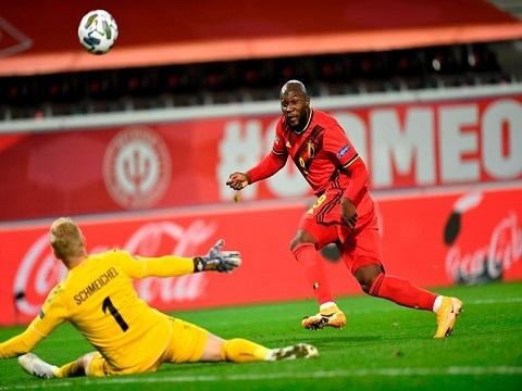 Bỉ 4-2 Đan Mạch (Nations League 2020)