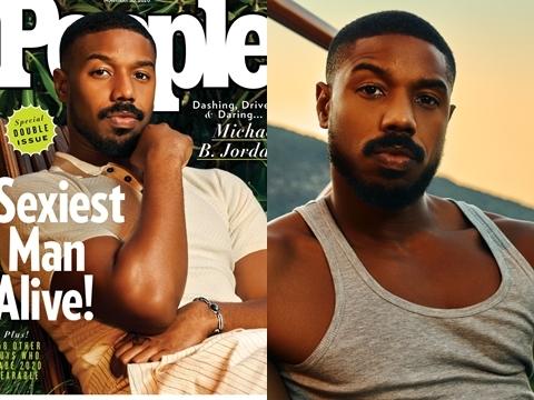 Phản diện 'Black Panther' là người đàn ông sexy nhất thế giới 2020