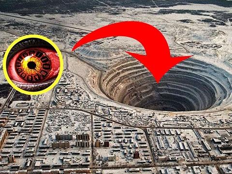 Bí ẩn kinh ngạc ở giếng địa ngục Kola ( Phần 3)