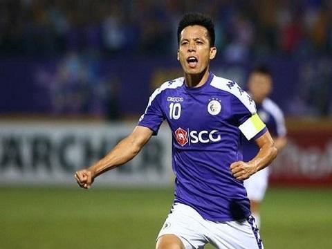 Màn trình diễn xuất sắc nhất V-League của đội trưởng CLB Hà Nội