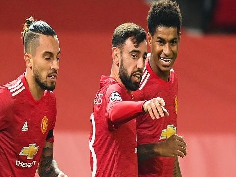 Man Utd 4-1 Istanbul Basaksehir (Bảng H C1)