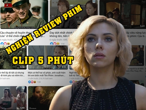 [CHẾ] Khi bạn xem quá nhiều Review Phim