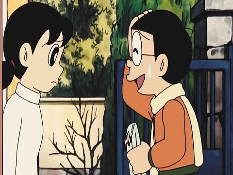 Nỗi buồn của Nobita!