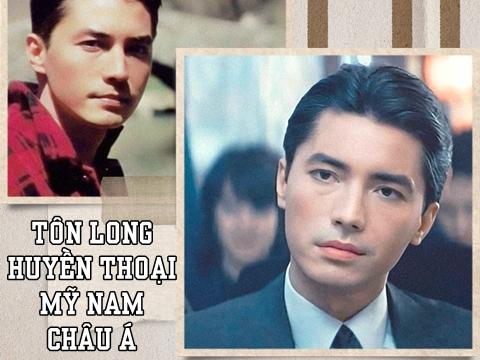 Tôn Long: Huyền thoại về mỹ nam đứng đầu Châu Á được Hollywood công nhận tài năng