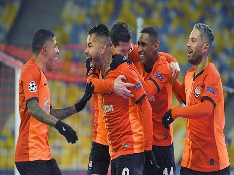 Shakhtar Donetsk 2-0 Real Madrid (Bảng B C1)