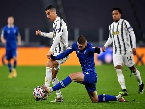 Juventus 3-0 Dynamo Kyiv (Bảng G C1)