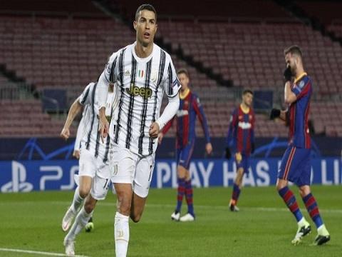 Barcelona 3-0 Juventus (Bảng G C1)