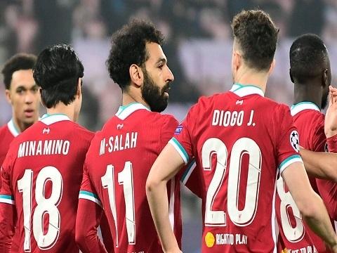 Midtjylland 1-1 Liverpool (Bảng D C1)