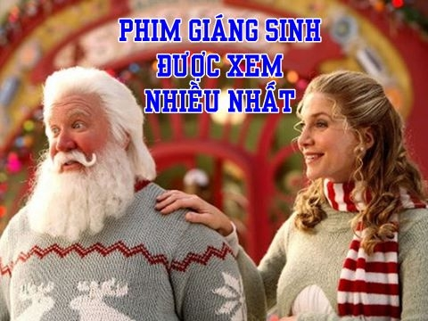 Mỗi dịp Giáng Sinh, những bộ phim nào được xem nhiều nhất? (Phần 1)
