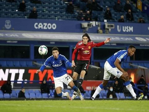 Everton 0-2 M.U (Tứ kết Cup Liên Đoàn Anh)