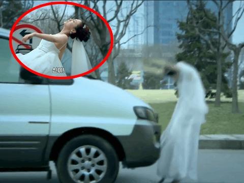 Những cảnh tai nạn xe hơi 'giả trân' trong phim Tàu