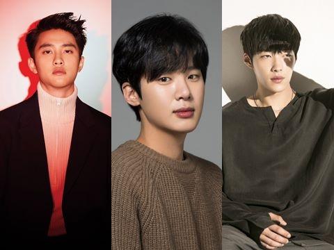 4 Nam thần diễn xuất đang nổi, ai là người có vai diễn đầu tiên ấn tượng nhất