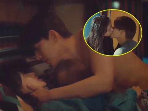 Cảnh nóng dài 2 phút của Ji Chang Wook và Kim Ji Won