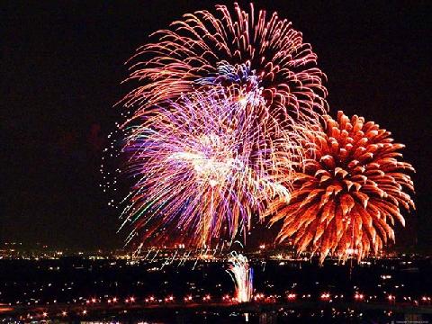 Những phong tục chào năm mới và nơi năm mới đến sớm và muộn nhất địa cầu