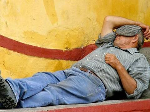 Văn hóa siesta ngủ ngày cày đêm