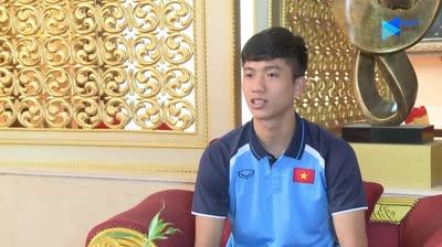 Phan Văn Đức - Sự trở lại mạnh mẽ trong màu áo ĐTQG Việt Nam
