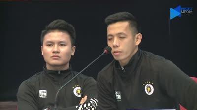 Quang Hải không 'ngán' Viettel, muốn đoạt Siêu cúp cùng CLB Hà Nội