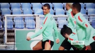 Ronaldo nhún nhảy dẻo như Lingard ở tuổi bên kia sườn dốc