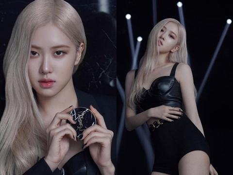 Rosé (BLACKPINK) show trọn combo mặt xinh, thần thái đỉnh, body sexy