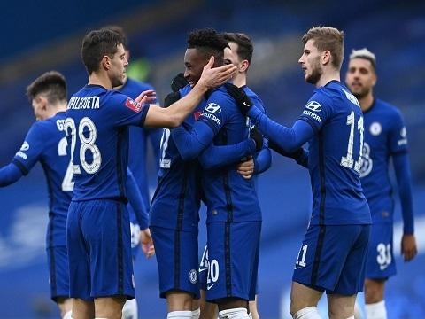 Chelsea 4-0 Morecambe (Vòng 3 FA Cup)