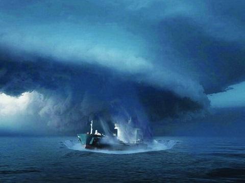"""Hồ Bà Dương, """"Tam giác quỷ của phương Đông"""""""
