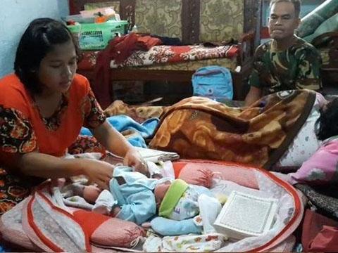 Bất ngờ sinh con dù vẫn có kinh nguyệt 9 tháng đều đặn