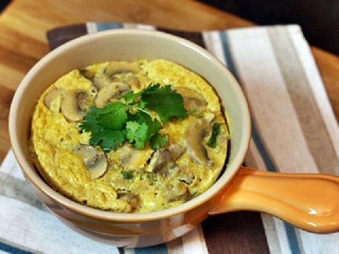 Cách làm món trứng nấm rơm