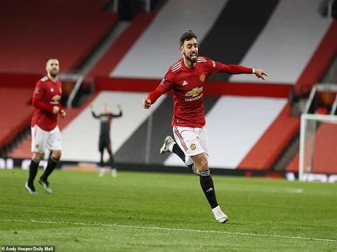 Manchester United 3-2 Liverpool (Vòng 4 Cup FA)