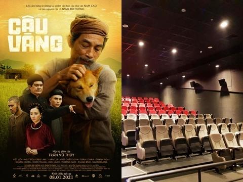 """Phim """"Cậu Vàng"""" bị rút khỏi CGV, Lotte sau 2 tuần công chiếu"""