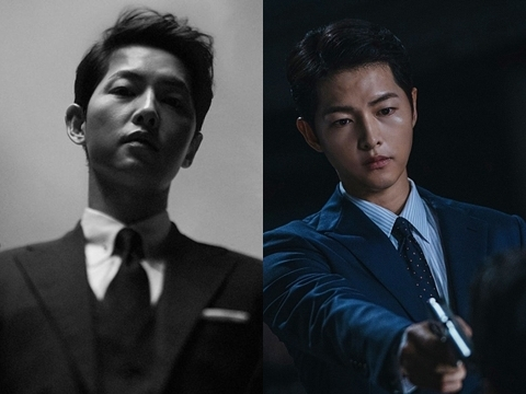 """Song Joong Ki hóa trùm """"Mafia Ý"""" máu lạnh trong phim mới"""
