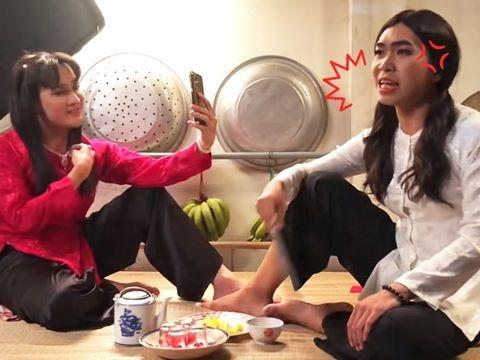 Phim ngắn hài Tết 2021: Thách cưới (Huỳnh Lập, Minh Dự)
