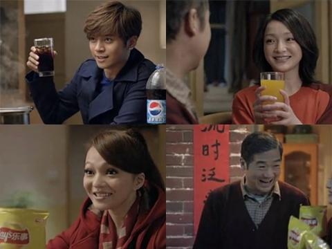 Quảng Cáo Pepsi Ý Nghĩa Ngày Tết - Đem Hạnh Phúc Về Nhà