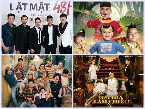 Top 4 phim chiếu rạp hot nhất dịp Tết âm lịch 2021