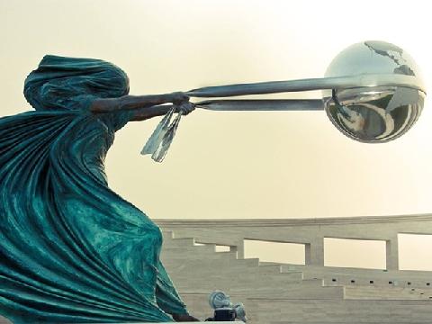 Những tác phẩm điêu khắc vượt qua giới hạn sáng tạo của con người (P2)